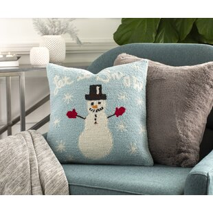Snowflakes Pillow Cover