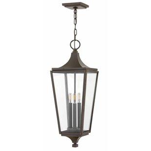 Hinkley Lighting Jaymes 1-Light Outdoor Hanging Lantern