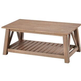 Tharpe Coffee Table with Storage