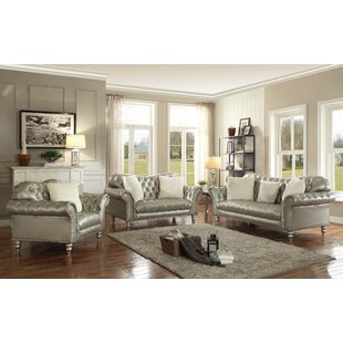 Affordable Malmesbury Configurable Living Room Set by House of Hampton Reviews (2019) & Buyer's Guide