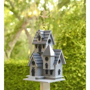 Wind & Weather Dragon Weathervane Birdhouse