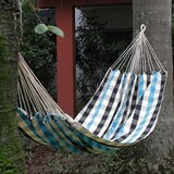 Joleen Checkerboard Pattern Cotton Tree Hammock