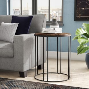 Myhre End Table by Willist..