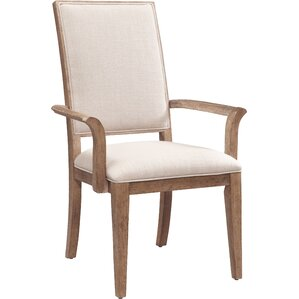 Warner Arm Chair (Set of 2) by Gracie Oaks