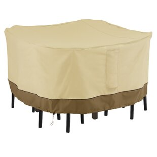 Red Barrel Studio Water Resistant Patio Dining Set Cover