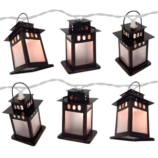 Brite Star 10 Light Copper Lamp String Light (Set of 2)