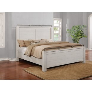 Blaire Panel Bed