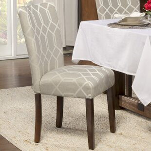 Feldman Upholstered Dining Chair (Set of 2)