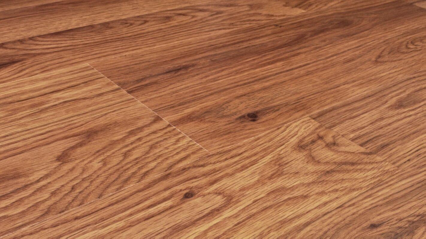 Fieldview 8 X 47 714mm Oak Laminate Flooring In Golden