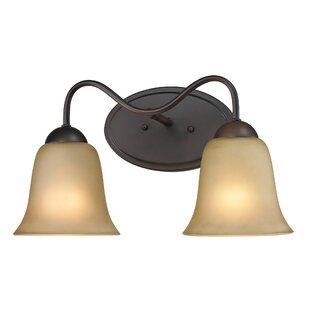 Follett 2-Light Vanity Light By Winston Porter