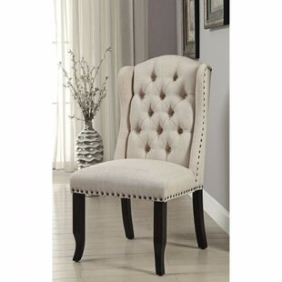 Adalard Wingback Chair (Set of 2) by Darby Home Co