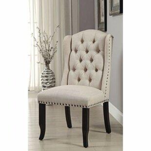 Adalard Wingback Chair (Set of 2)