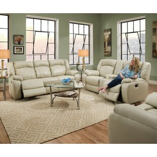 Darby Home Co Seatonville Reclining Configurable Living Room Set