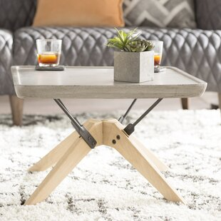 Audwin Concrete Coffee Table