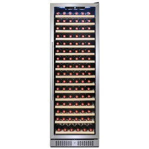 171 Bottle Electric Single Zone Built-In Wine Cellar by AKDY