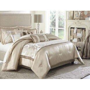 Michael Amini Palermo Reversible Comforter Set