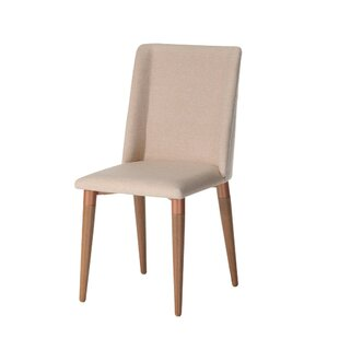 Tatman Upholstered Dining Chair by Union Rustic