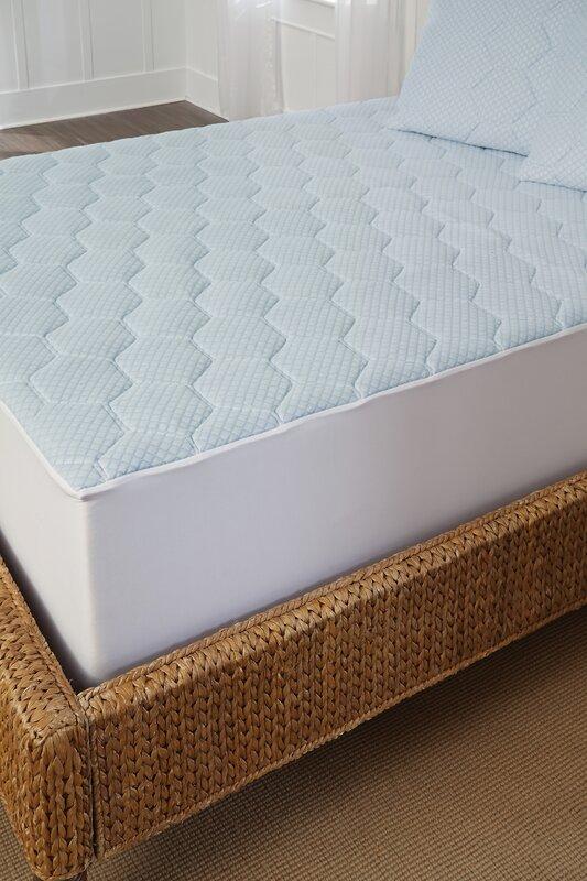 mattress inch memory marley product gel foam