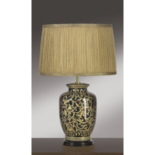 Oriental table lamps wayfair orient 29cm table lamp mozeypictures Image collections