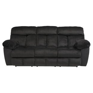 Saul Reclining Sofa by Signature Design by Ashley