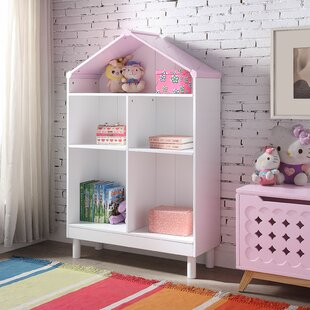 Cloquet 56 Bookcase by Zoomie Kids New