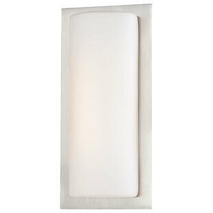 Affordable Price 1-Light LED Wall Sconce By George Kovacs by Minka
