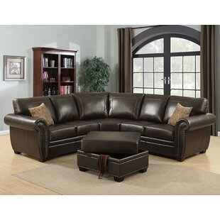 AC Pacific Louis Reversible Sectional