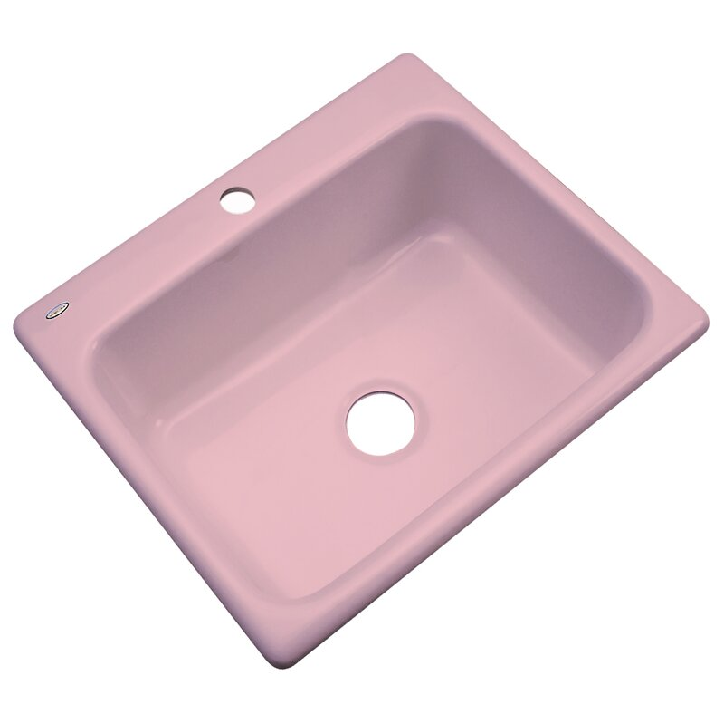 Madison 25 L X 22 W Kitchen Sink