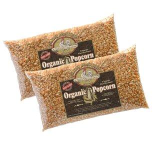 10 Oz. Organic Popcorn