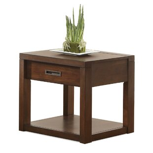 Lancaster End Table by Loon Peak