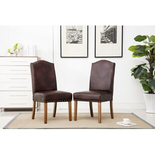 Maiah Upholstered Dining Chair (Set of 2) by Red Barrel Studio