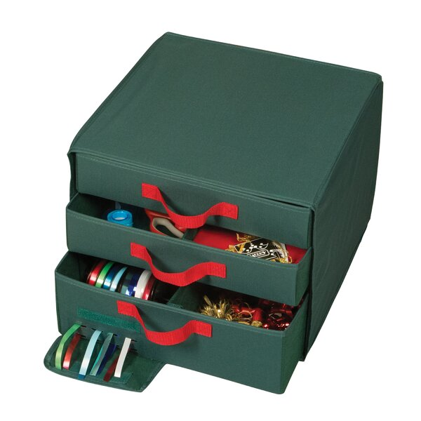 Holiday 3 Drawer Accessory Organizer