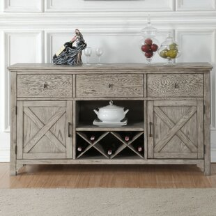 Ballsallagh Wooden Buffet Table by Gracie Oaks