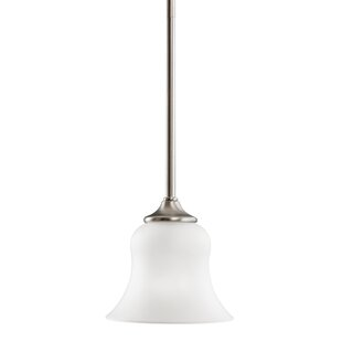 Alcott Hill Barile 1-Light Cone Pendant