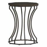 Audrey Stone/Concrete Side Table