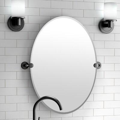 Modern Nickel Bathroom Mirrors Allmodern