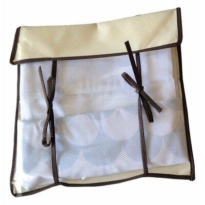 Abeona Cotton 3 Piece Crib Bedding Set