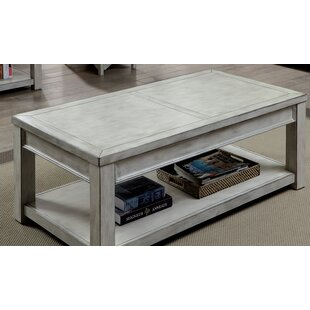 Reck Coffee Table by Gracie Oaks Reviews