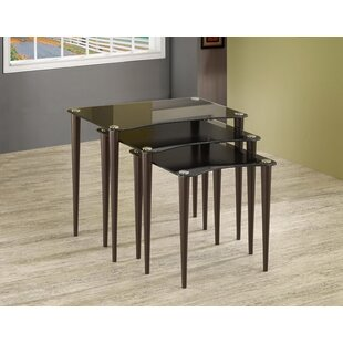 Espinoza 3 Piece Nesting Table