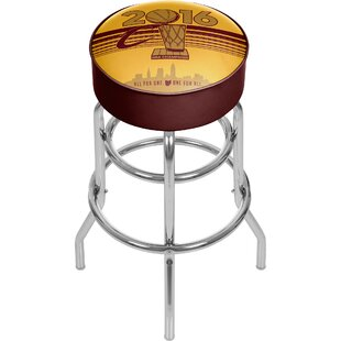 NBA 31 Swivel Bar Stool Trademark Global