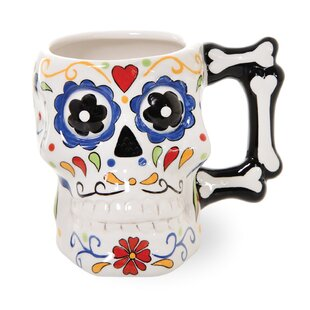 Skull Mug Wayfair