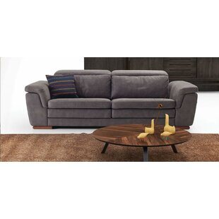Crittenden Leather Loveseat