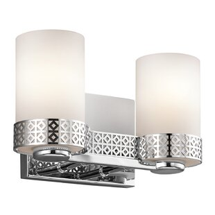 Inexpensive Clarksville 2-Light Vanity Light By Willa Arlo Interiors