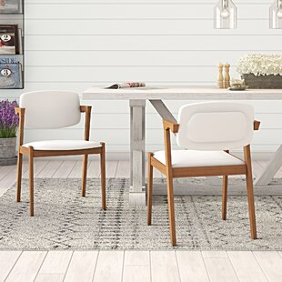 Noonan Upholstered Dining Chair (Set of 2..