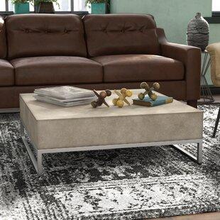Michaela Sled Coffee Table By Trent Austin Design