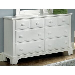 Cedar Drive 6 Drawer Dresser by Darby Home Co