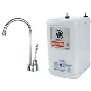 Franke Hot Water Dispenser with Swivel Spout