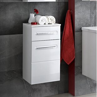 Active 35 X 77cm Wall Mounted Cabinet By Belfry Bathroom