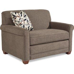 Dixie Supreme Convertible Chair by La-Z-Boy