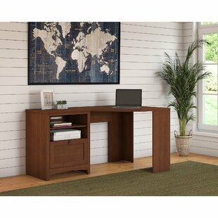 Fralick 3 Piece L-Shape Desk Office Suite by DarHome Co #2